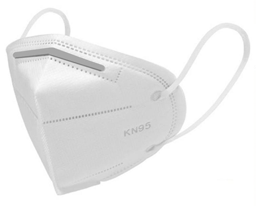 KN95 / FFP2 RESPIRATOR HIGH QUALITY RE-USABLE MASK - 50 PACK