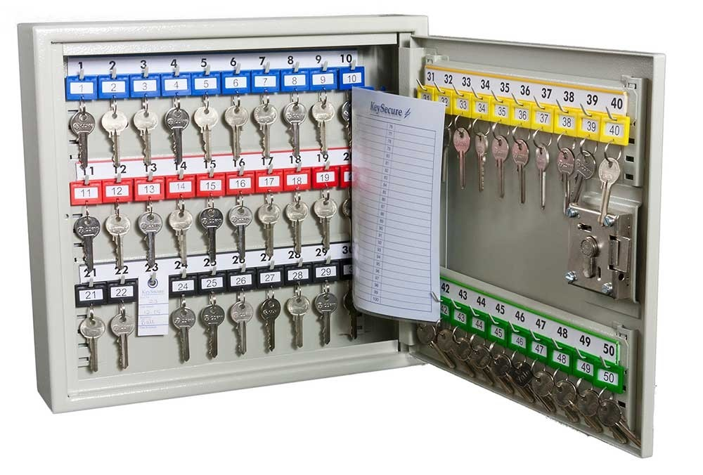 Key 50 Transponder Extra Security