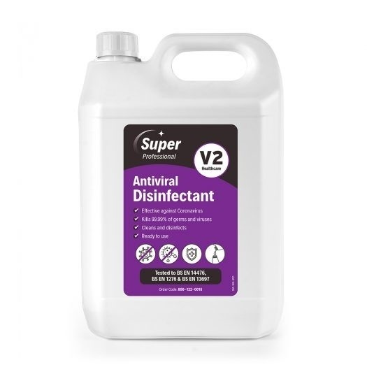 V2 ANTIVIRAL DISINFECTANT (5L)